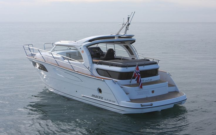 Marex 320 Aft Cabin Cruiser - Boat Of The Year - 2013.