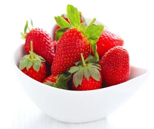 Health benefits of strawberries by Strange Magics, Benefits of Strawberries