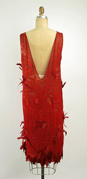 """""""Josephine Baker"""" dress (image 2 - back) 