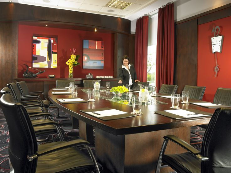 Our Genesis Boardroom, available for meetings #Hotel #Work  http://www.carltonhotelblanchardstown.com/