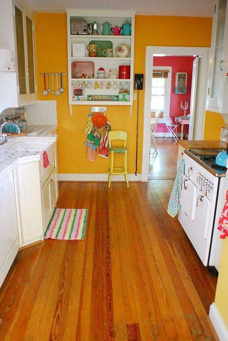454 best interior designs images on pinterest small Orange and yellow kitchen ideas