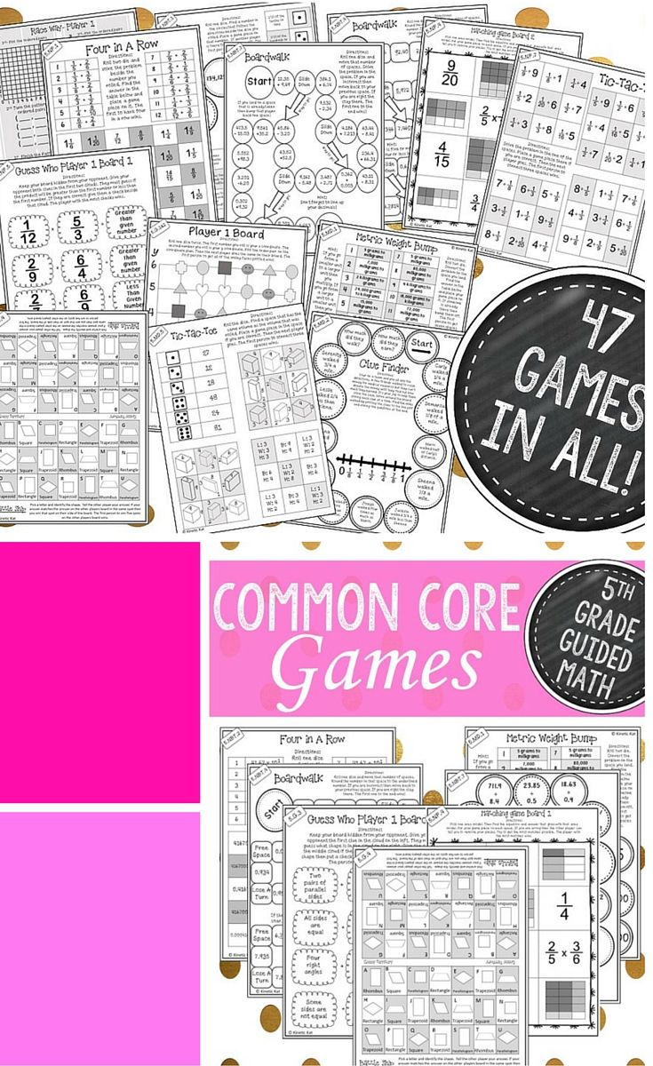 367 best 5th grade math images on pinterest school teaching common core math games fifth grade great for spiral review and guided math fandeluxe Choice Image