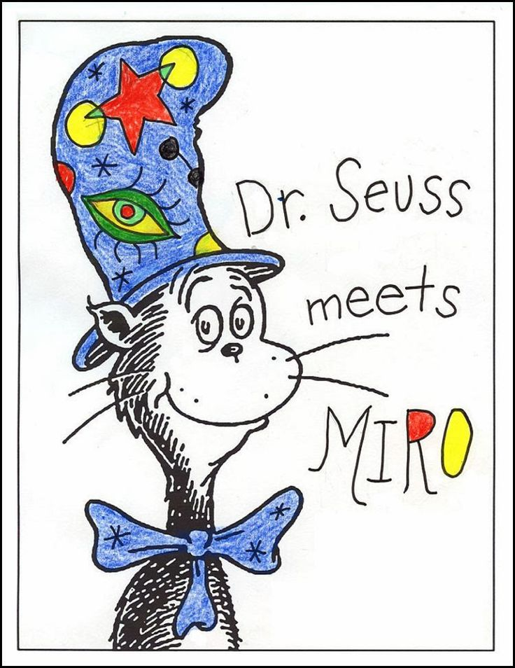 Art Projects for Kids: Dr. Suess' Cat in the Hat