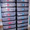 Workbox Directoyu: A Look into 38 homeschool family Homeschool workbox  system