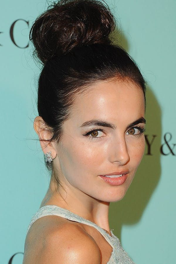 Camilla Belle. The Most Flattering Eyeliner Technique for Your Eye Shape #purewow #tip #eyeliner #eyes #trick #makeup #beauty