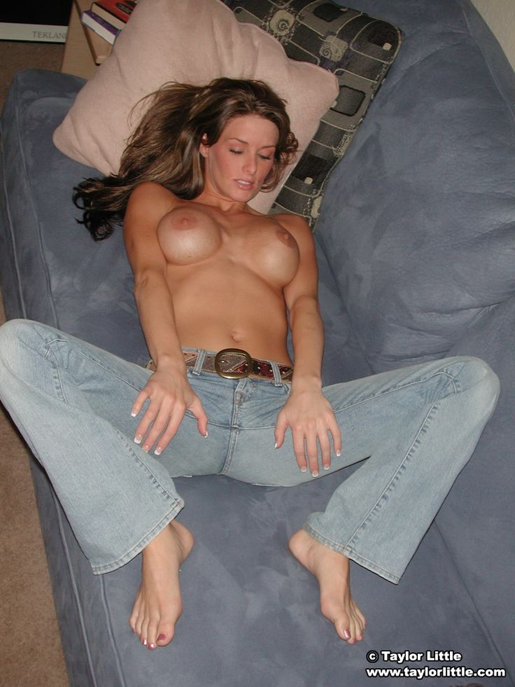 Join. agree Topless barefoot jeans milf