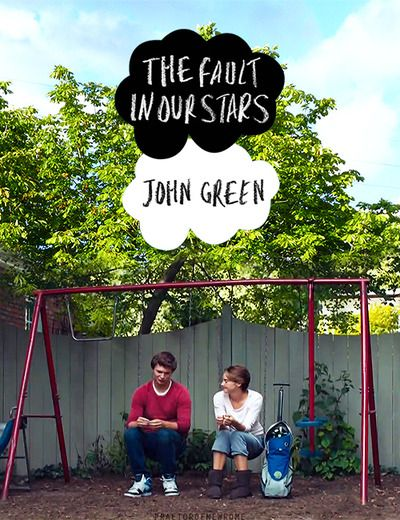 The Fault in Our Stars...  This could also go on my books board, but I am SO EXCITED for this movie!