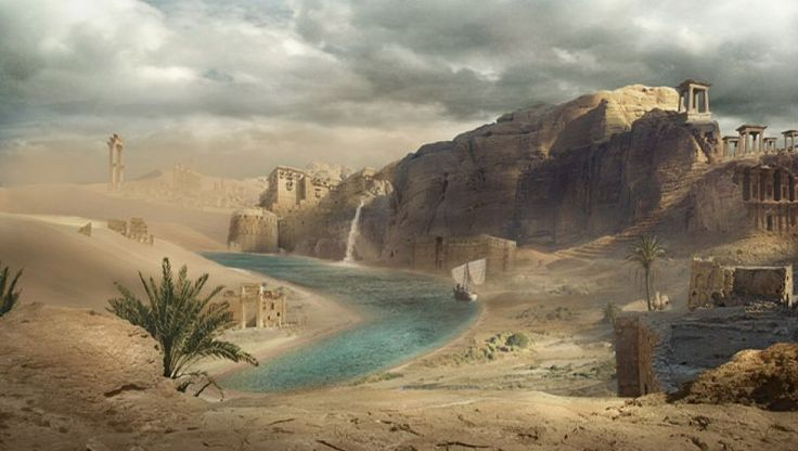 Πέντε αρχαίες πόλεις των οποίων η προέλευση παραμένει μυστήριο