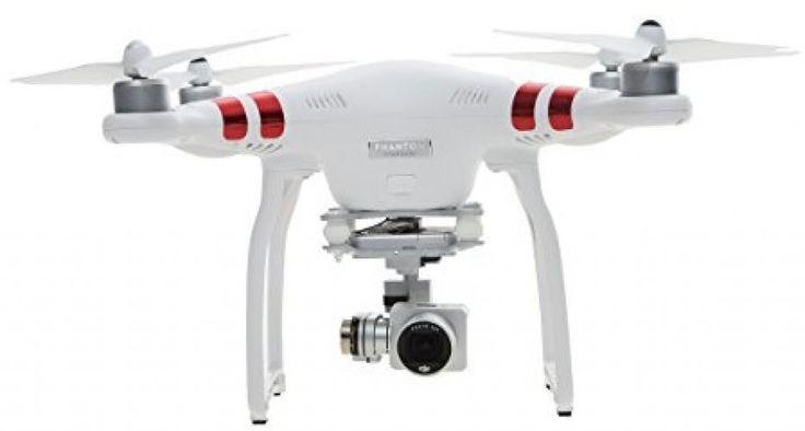 DJI Phantom 3 Standard Quadcopter Drone With 2.7K HD Video Camera #DJI