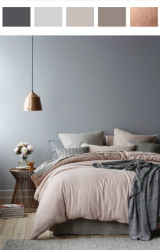 Home Design Ideas 2016: Bedroom Color Schemes