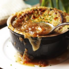 Pressure Cooker French Onion Soup                                                                                                                                                                                 More