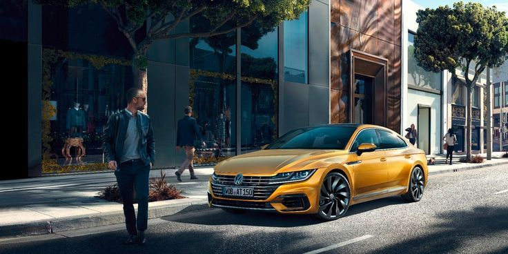 The new Volkswagen Arteon might steal sales from the Audi A7