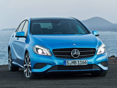 The urban sporty Mercedes Benz A-class launched in South Africa