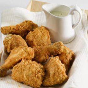 Poulet frit à l'américaine - Cuisine actuelle mobile