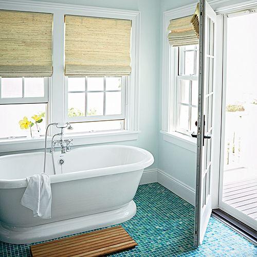 Beach House Bathrooms: 1000+ Ideas About Beach Bathrooms On Pinterest