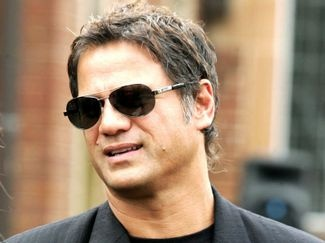Jon Stevens of The Blades