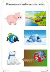 free animal habitat worksheet for kids (1)