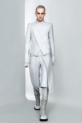 This is actually a legit outfit... Not a costume.  The star wars theme is playing in my head.