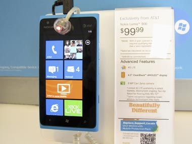 Nokia Lumia 900 and 610 to launch in India tomorrow