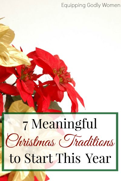Need to put some of the true meaning of Christmas back into your holiday season? Here are 7 Meaningful Christmas Traditions you need to do with your family this year and every year.