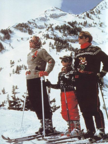 .Vintage Polo by Ralph Lauren Ad | Ski clothes I want ...