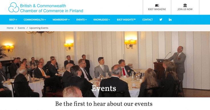 Your Opportunity to discover what's on locally and across the Commonwealth for trade, investment and B2B / B2C match-making events.