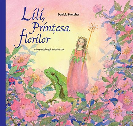 Lili, Printesa florilor - Daniela Drescher; Varsta: 2+; Aţi trecut vreodată, vara, pe lângă un crâng înflorit? Dacă veţi trece, uitaţi-vă bine, pentru că s-ar putea s-o zăriţi pe Lili, mica prinţesă a florilor… Această poveste încântătoare, cu ilustraţii de o rară frumuseţe, ne poartă în împărăţia florilor, bucurându-ne sufletele şi făcându-ne să visăm.
