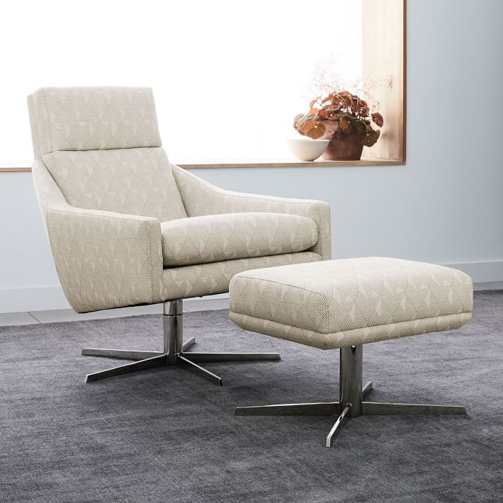 Austin Leather Swivel Armchair White Dining Chairs Cheap Dining