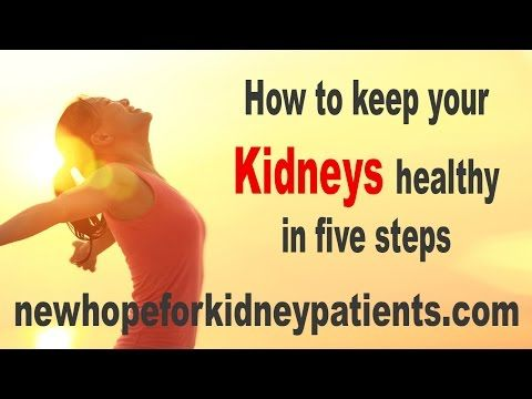 IF YOU WANT TO PROTECT YOUR KIDNEYS DON'T DO THIS - YouTube