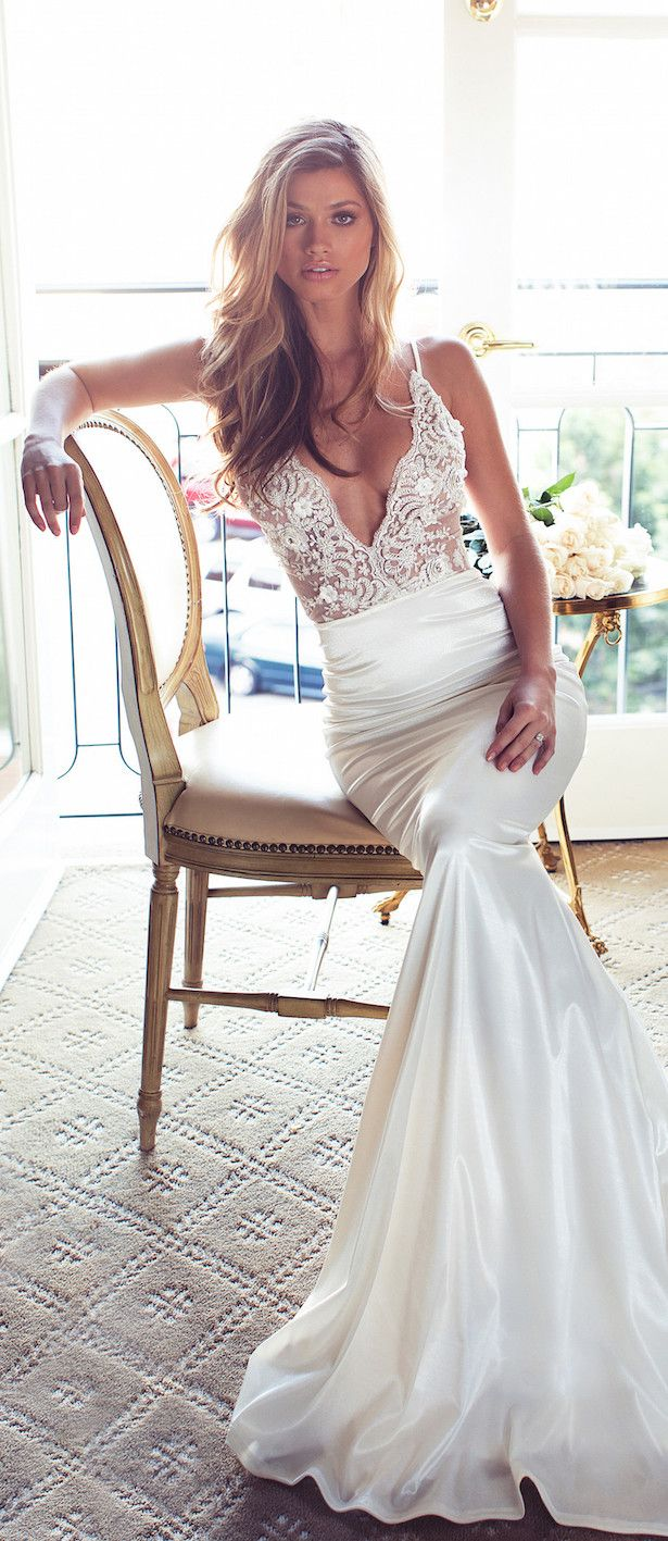 Lurelly Bridal Wedding Dress - Belle The Magazine