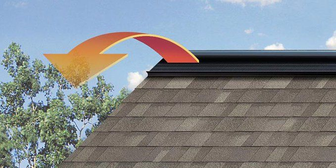 Do You Keep Your Roof On The The Top Of Your Mind Protip Ensure The Roof Is Built To Breathe Without Proper Ventilation Heat And Moisture Can Cause Sheat Roofing Materials