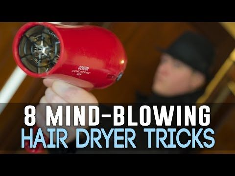 8 Insanely Awesome Ways to Use Your Hairdryer (Besides Drying Your Hair)