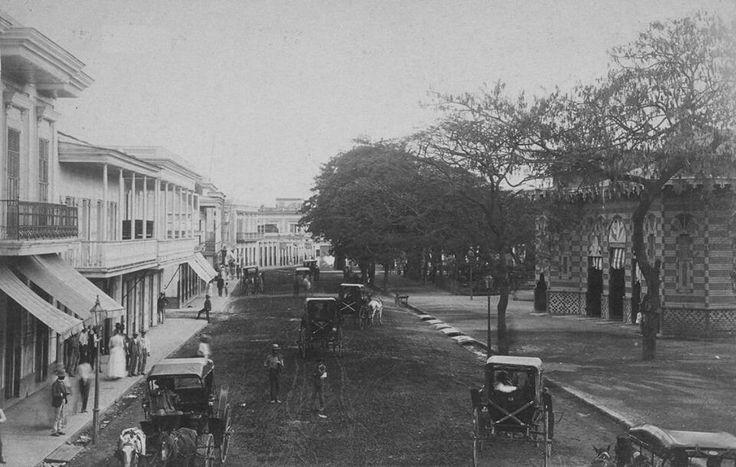 Calle Mariana ,Ponce Puerto Rico 1891