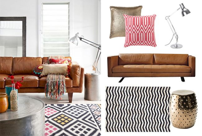 We've put together three different looks inspired by current design trends to help you to rejuvenate the look of your lounge room. Check out www.blognblogs.com for more details!
