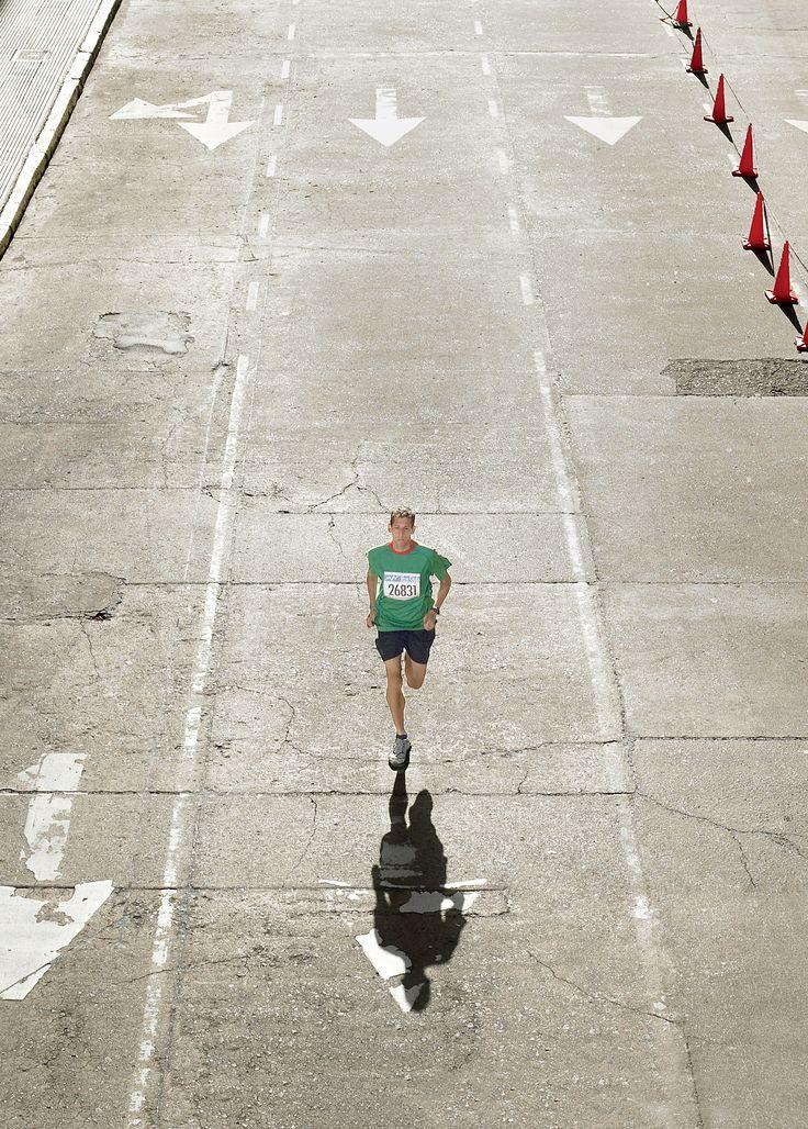 Run your first or best half marathon (21km) with this 8 week program