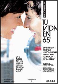 Tu vida en 65' (2006) España. Dir.: María Ripoll. Drama. Romance. Comedia – DVD CINE 2348
