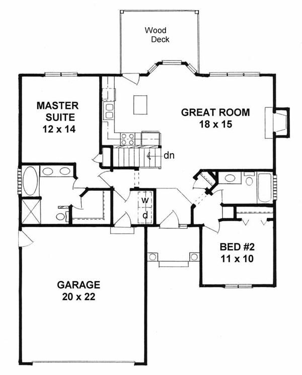 Would only need 1st story but a basement might be handy for Basement only house plans