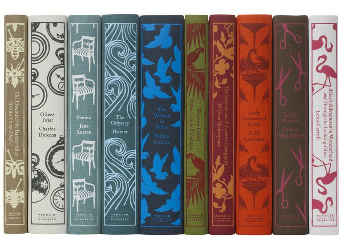 coralie bickford smith - penguin classics clothbound series 2