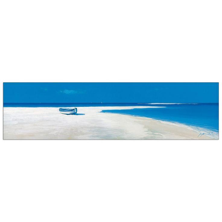 MONDELLI - Sulla spiaggia 128x34 cm #artprints #interior #design #Degas #art #prints  Scopri Descrizione e Prezzo http://www.artopweb.com/EC16892