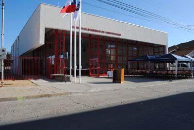 Cuartel 1 Compañía de Constitución, Chile