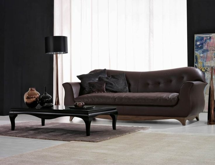 Best Sofa Manufacturers Ideas On Pinterest Brown Couch Decor - 5 chic italian furniture manufacturers