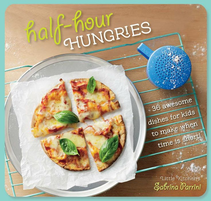 Half-Hour Hungries by Sabrina Parrini | Cooked