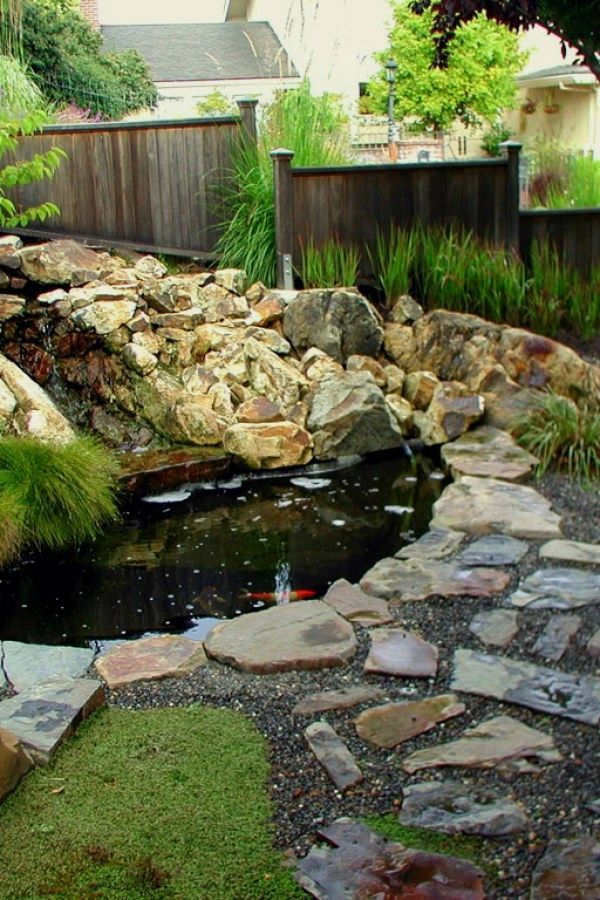 50 Awesome DIY Koi Pond Plans You Can Build Yourself To ...