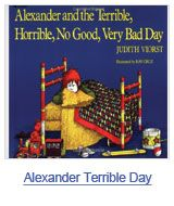 Alexander and the Terrible, Horrible, No Good, Very Bad Day- my favorite