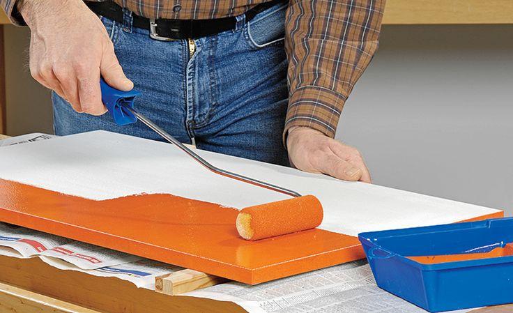 Plastik lackieren: Erst wenn Sie sicher wissen, um welche Kunststoff-Art es sich handelt, können Sie mit dem passenden Lack auch Kunststoff lackieren