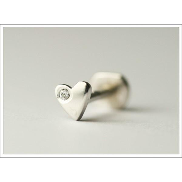 Heart Tragus Jewellery <3
