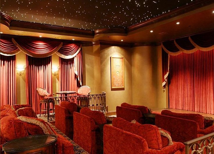 Home_Theater Designs, Furniture And Decorating Ideas Http://home  Furniture.net