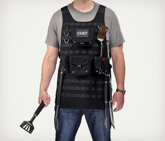 My Tactical Apron Law Enforcement Today http://www.lawenforcementtoday.com/