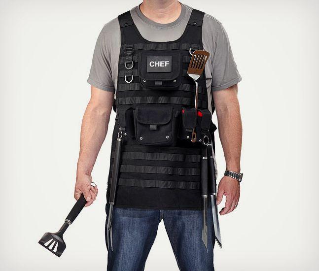 My Tactical Apron Law Enforcement Today http://www.lawenforcementtoday.com/