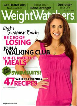 Bargain Blessings » Weight Watchers Magazine Subscription Deal: Just $4.50 for a Year!